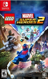 LEGO, Marvel, Super Heroes, super, heroes, superheroes, 2, nintendo switch, nintendo, switch, warner games, warner, warnergames
