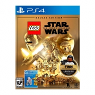 Lego Star Wars The Force Awakens Deluxe Edition PS4