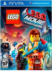 LEGO Movie The Videogame PS Vita