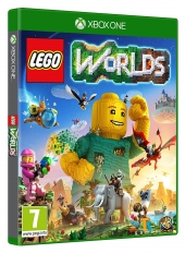 LEGO, Worlds, Xbox, One, XB1, Lego, Lego worlds, minecraft,