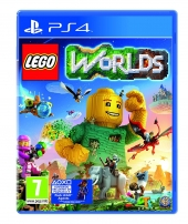 LEGO, Worlds, PS4,