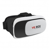 Lente, VR, Blanco, Virtual, Reality, VR BOX, BOX,