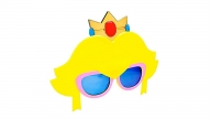 Lentes De Sol Super Mario Bros. Princess Peach