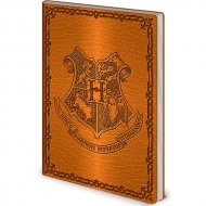 Libreta Flexi A5 Harry Potter Hogwarts
