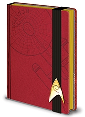 Libreta Premium Star Trek Enterprise
