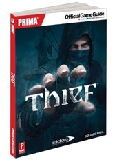 Libro Guia Oficial Thief Prima Official Game Guide
