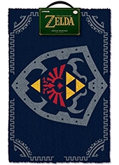 Limpiapiés The Legend Of Zelda Shield