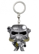 Llavero Pocket POP Fallout Power Armor