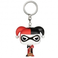 Llavero Funko Pocket POP! Harley Quinn