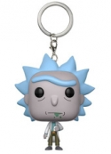 Llavero Funko Pocket POP! Rick and Morty Rick