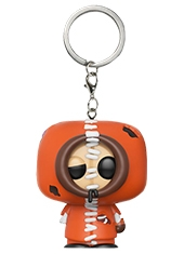 Llavero Funko Pocket POP! South Park Zombie Kenny