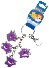 Llavero Pokemon Gengar 4 Dangle