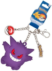 Llavero Pokemon Gengar Multi Dangle