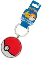 Llavero Pokemon Pokeball Metal