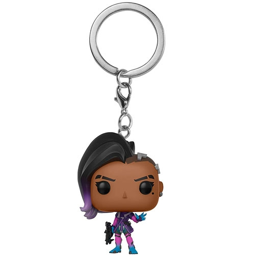 Llavero POP! Overwatch Sombra