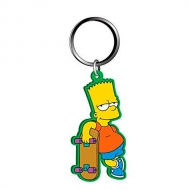 Llavero The Simpsons Bart Soft Touch