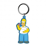 Llavero The Simpsons Homero Soft Touch