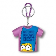 Llavero The Simpsons Marge Mother Knows Best Shirt