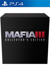 Mafia III Collectors Edition PS4