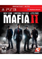 Mafia II Greatest Hits PS3