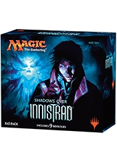 Fat Pack Cartas Magic The Gathering Shadows Over  Innistrad