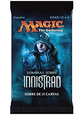 Sobre Cartas Magic The Gathering Shadows Over  Innistrad Español