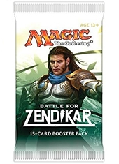 Sobre Cartas Magic The Gathering Batalla Por Zendikar