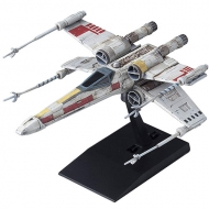 Maqueta Escala Vehicle Model 002 X Wing Starfigther Star Wars Bandai