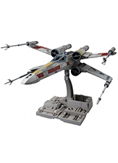Maqueta Star Wars Escala 1/72 X-Wing Starfighter Bandai