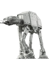 Maqueta Star Wars Escala 1/144 AT-AT Bandai