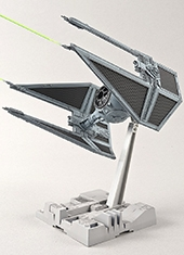 Maqueta Star Wars Escala 1/72 TIE Interceptor Bandai