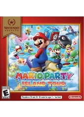 Mario Party Island Tour Nintendo Selects 3DS