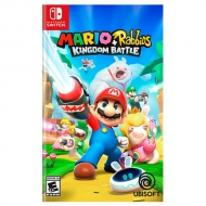 Mario + Rabbids Kingdom Battle Nintendo Switch UBISOFT