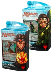 Mazo Cartas Magic The Gathering Kaladesh Planeswalker Deck