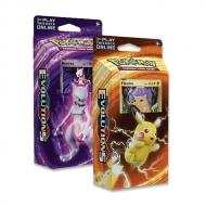 Mazo cartas Pokemon XY Evolutions TCG inglés