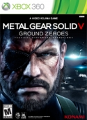 Metal Gear Solid V Ground Zeroes Xbox 360