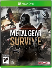 Metal Gear Survive, MGS, MGV, MG, metalgear, xbox one, xboxone, xbox 1, xb1, xb 1, xbox, one, konami