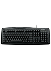 Teclado Wired 200 USB Microsoft