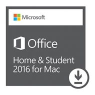 Microsoft Office Mac Home & Student 2016 (Digital)