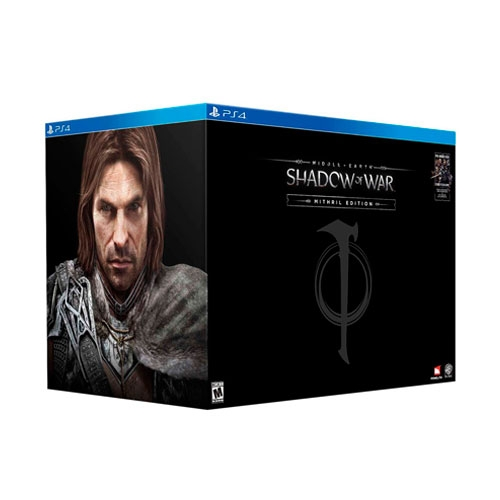 Middle-Earth Shadow Of War Mithril Edition PS4