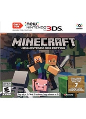 Minecraft New 3DS