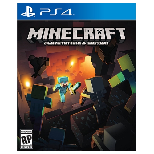 Minecraft PlayStation 4 Edition PS4