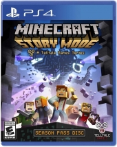 Minecraft, Story, Mode, The, Complete, Adventure, PS4, Mine, Craft, Maincra, Storymode,