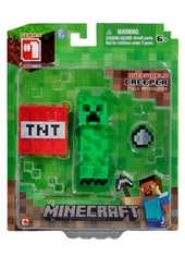 Figura Minecraft Core Creeper