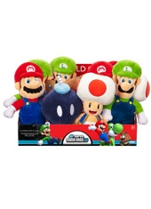 Mini Peluche World of Nintendo 68556 Imexporta