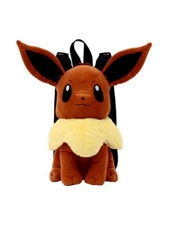 Mochila Plush Pokemon Eevee