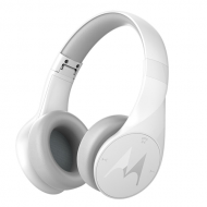 Audífonos Over Ear Pulse Escape Wireless Blanco Motorola
