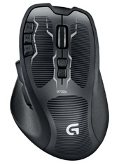 Mouse Gaming G700s Logitech
