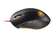 Mouse Minos X2 Negro Cougar