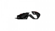 Mouse R.A.T.1 Gaming Black/Red Mad Catz